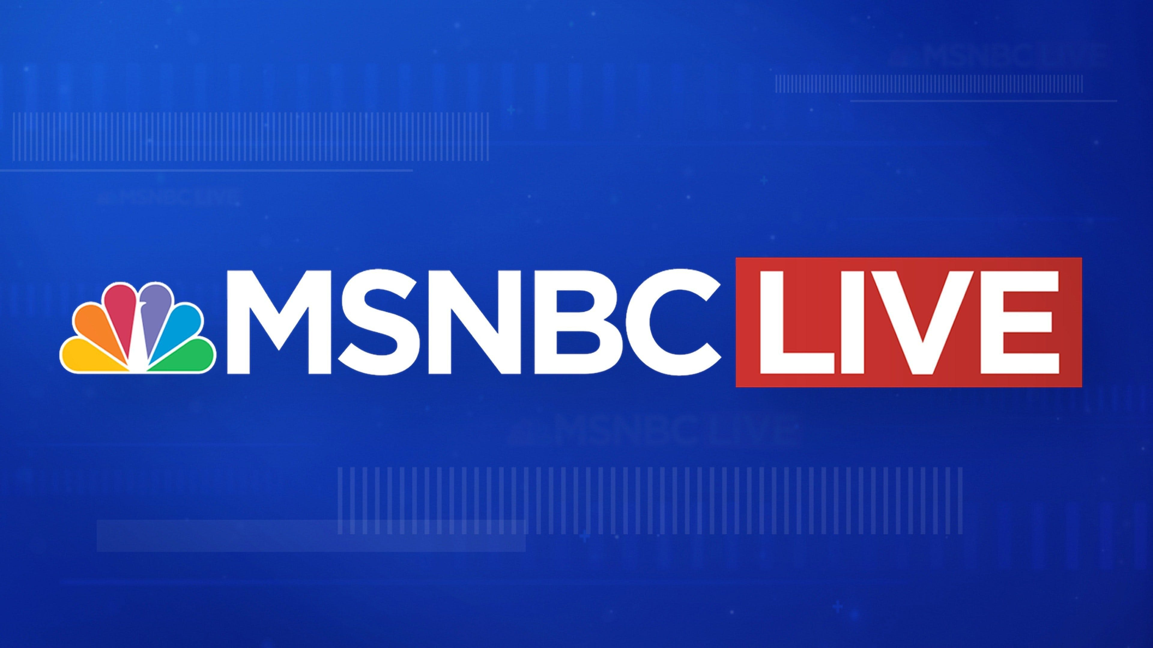 Watch MSNBC Live with Kendis Gibson  Stream on fuboTV (Free Trial)